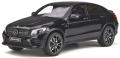 [予約]GTスピリット 1/18 メルセデス AMG GLC 43 クーペ(ブラック)世界限定 500個