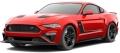 [予約]GTスピリット 1/18 ラウシュ ステージ 3 マスタング 2019(レッド)
