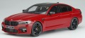 [予約]GTスピリット 1/18 BMW M5 (F90) コンペティション (レッド)