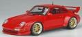 [予約]GTスピリット 1/18 ポルシェ 911 (993) 3.8 RSR (レッド)