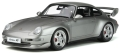[予約]GTスピリット 1/18 ポルシェ 911 カレラ RS クラブスポーツ(シルバー)世界限定 999個