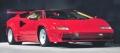 [予約]GTスピリット 1/8 ランボルギーニ カウンタック LP500QV(レッド)ケース&ベース付