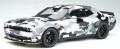 [予約]GTスピリット 1/18 ダッジ チャレンジャー R/T スキャットパック ワイドボディ  (カモフラージュ) 海外エクスクルーシブ