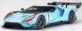 [予約]GTスピリット 1/18 フォード GT Mk.II #1 (ブルー)