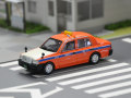 GULLIVER64 (ガリバー64) 1/64 中央無線タクシー クラウンコンフォート