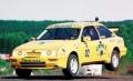 [予約]トロフュー 1/43 フォード シエラ コスワース RS500 1989年 Rally Cross European Championship (Div 1) 2位 #02 Bjorn Skogstad