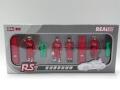 REALSOC 1/64、1/76 ロードサービス レスキュー隊 フィギュア