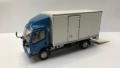 REALSOC 1/64 いすゞ NQR75 トラック パワーゲート装備車 ブルー/ホワイト