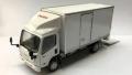 REALSOC 1/64 いすゞ NQR75 トラック パワーゲート装備車 ホワイト