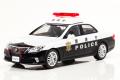 [予約]RAI'S (レイズ) 1/18 トヨタ クラウン (GRS200) 2011 警視庁地域部自動車警ら隊車両(110) ※限定400台
