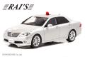 RAI'S (レイズ) 1/18 トヨタ クラウン (GRS202) 2011 警察本部交通部交通覆面車両(銀) ※限定400台