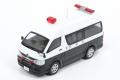 RAI'S (レイズ) 1/43 トヨタ ハイエース DX 4door ハイルーフ 2007 警視庁所轄署事故処理車両 *限定1.000台