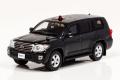 RAI'S (レイズ) 1/43 トヨタ ランドクルーザー AX (URJ202) 2013 警察本部特殊警護車両 ※限定800台