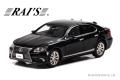 [予約]RAI'S (レイズ) 1/43 レクサス LS460 2015 警察本部幹部指揮車両 ※限定1000台