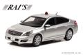 RAI'S (レイズ) 1/43 日産 ティアナ 250XV (J32) 2015 鳥取県警察交通部交通機動隊車両 (覆面 銀) 限定600台