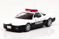 RAI'S (レイズ) 1/43 ホンダ NSX (NA2) 2016 栃木県警察高速道路交通警察隊車両 *限定800台