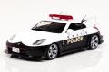 RAI'S (レイズ) 1/43 日産 フェアレディ Z Ver.NISMO (Z33) 2016 栃木県警察高速道路交通警察隊車両 *限定700台