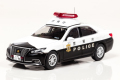 RAI'S (レイズ) 1/43 トヨタ クラウン ロイヤル (GRS210) 2016 警視庁所轄署地域警ら車両 ※限定1300台