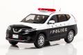 RAI'S (レイズ) 1/43 日産 エクストレイル (T32) 2017 滋賀県警察所轄署地域警ら車両 ※限定600台