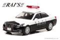 RAI'S (レイズ) 1/43 トヨタ クラウン ロイヤル (GRS210) 2017 愛知県警察地域部自動車警ら隊車両 (110) ※限定800台