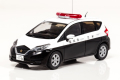 RAI'S (レイズ) 1/43 日産 ノート (E12) 2017 宮城県警察所轄署小型警ら車両 *限定700台