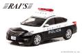 RAI'S (レイズ) 1/43 日産 ティアナ (L33) 2018 埼玉県警察地域部自動車警ら隊車両 (109) ※限定800台