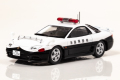 RAI'S (レイズ) 1/43 三菱 GTO Twin Turbo (Z16A) 1994 新潟県警察高速道路交通警察隊車両(502) ※限定800台