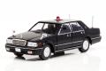RAI'S (レイズ) 1/43 日産 セドリック CLASSIC SV (PY31) 1999 警察本部警備部要人警護車両 (Black) *限定1000台