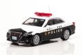 RAI'S (レイズ) 1/64 トヨタ クラウン アスリート (GRS214) 神奈川県警察交通機動隊車両(468) ※限定800台