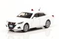 RAI'S (レイズ) 1/64 トヨタ クラウン アスリート (GRS214) 警察本部交通覆面車両(白) ※限定800台