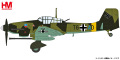 """[予約]HOBBY MASTER 1/72 Ju-87G-1 スツーカ """"T6+AD"""""""