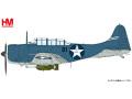 """[予約]HOBBY MASTER 1/72 SBD-3 ドーントレス """"リチャード・ベスト海軍大尉機"""""""