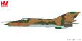 """[予約]HOBBY MASTER 1/72 MiG-21MF """"東ドイツ国家人民軍航空軍"""""""
