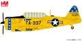 """[予約]HOBBY MASTER 1/72 T-6G テキサン """"プレスクアイル空軍基地 1952"""""""