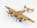 "HOBBY MASTER 1/72 Bf-110 E-2/Trop ""リビア 1942"""