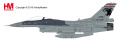 """[予約]HOBBY MASTER 1/72 F-16C ブロック52 """"イラク空軍"""""""