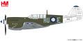 """[予約]HOBBY MASTER 1/72 カーチス P-40N""""オーストラリア空軍 ブラック・マジック"""""""