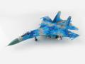 "HOBBY MASTER 1/72 Su-27 フランカーB型 ""ウクライナ空軍"""