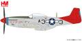 """[予約]HOBBY MASTER 1/48 P-51K マスタング """"テイル・イン・ザ・サドル"""""""