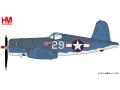 """[予約]HOBBY MASTER 1/48 F4U-1A コルセア """"アイラ・ケプフォード海軍大尉機"""""""