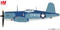 """[予約]HOBBY MASTER 1/48 F4U-1 コルセア """"アメリカ海軍 第17戦闘飛行隊 バード・ゲージ"""""""