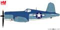 """[予約]HOBBY MASTER 1/48 F4U-1 コルセア """"アメリカ海兵隊第214戦闘飛行隊"""""""