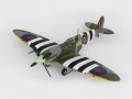 "HOBBY MASTER 1/48 スピットファイア Mk.XIc ""ピエール・クロステルマン"""