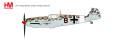 """[予約] HOBBY MASTER 1/48 Bf-109E-7/Trop メッサーシュミット """"フランツ・エレス"""""""