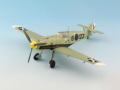 """HOBBY MASTER 1/48 Bf-109E-3 メッサーシュミット """"ハンス・シュモラー-ハルディ機"""""""