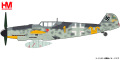 """[予約]HOBBY MASTER 1/48 メッサーシュミット Bf-109G-6""""JG52 第9中隊長エーリッヒハルトマン・機 1943"""""""