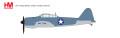 """[予約] HOBBY MASTER 1/48 零式艦上戦闘機二一型 """"アクタン・ゼロ"""""""