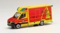 "herpa Cars&Trucks 1/87 メルセデスベンツ スプリンター 18 Fahrtec 救急車 ""DRK Juist"""
