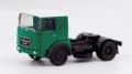 herpa Cars&Trucks 1/87 ローマン ディーゼル 4×2 リジッドトラクター ダークグリーン/ホワイト