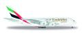 [予約]herpa wings 1/500 A380 エミレーツ航空 A6-EUK